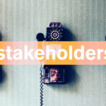 coinvolgimento stakeholders articolo 1 - stakeholders