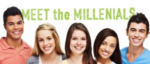 Meet the millenials